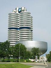 BMW სათაო ოფისი