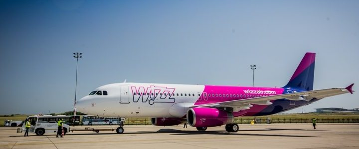 wizz air თვითმფრინავი plane