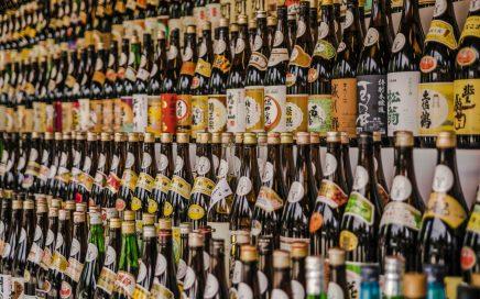 ალკოჰოლური სასმელები იაპონიაში