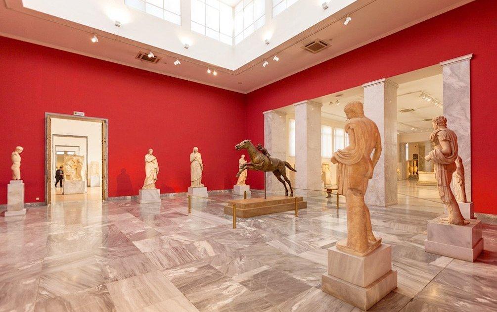 ათენის არქეოლოგიური მუზეუმი