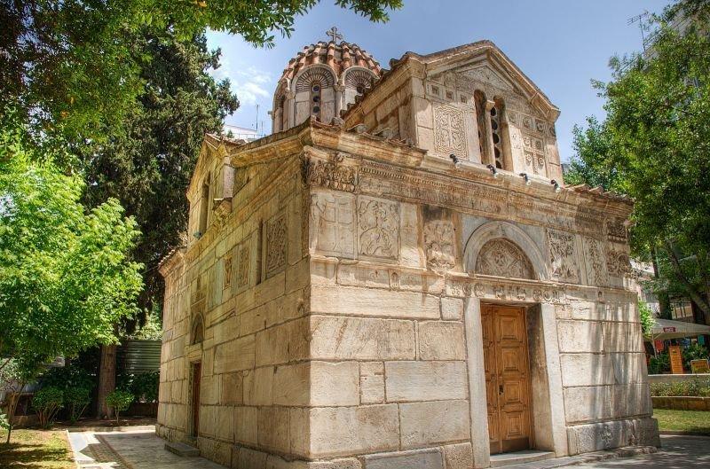ელეფთერიოსის ტაძარი