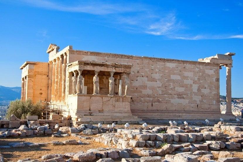 ერექთეიონის ტაძარი