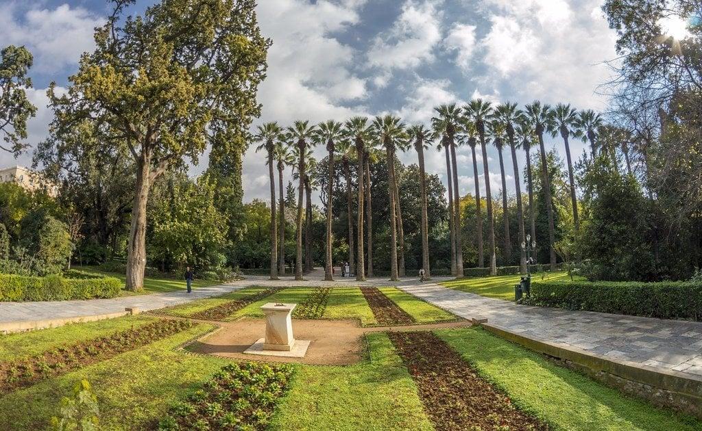 ეროვნული ბაღი ათენში