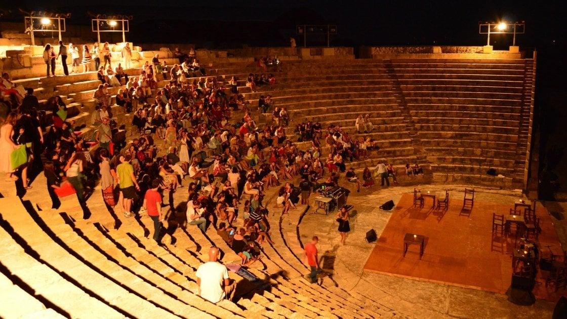 კვიპროსის ამფითეატრი
