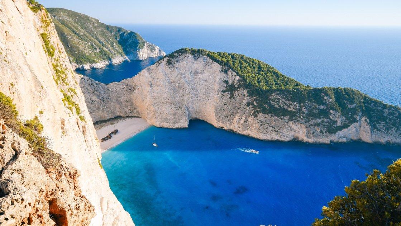 პლიაჟი ნავაიო, საბერძნეთი ზაკინტოსი