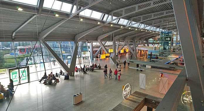 eidnhovenis aeroporti