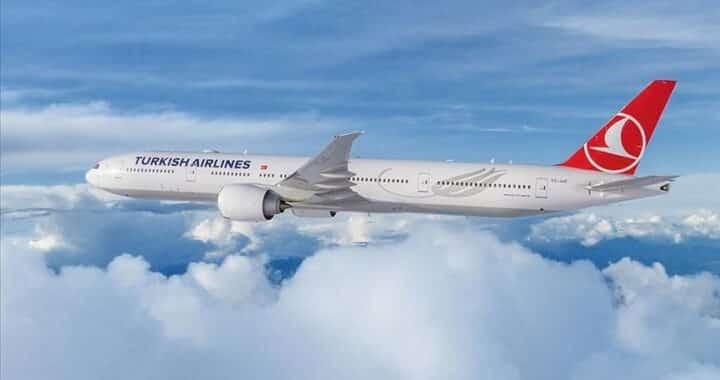 თურქეთის ავაიხაზების თვითმფრინავი